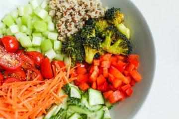 изменить свое питание в долгосрочной перспективе