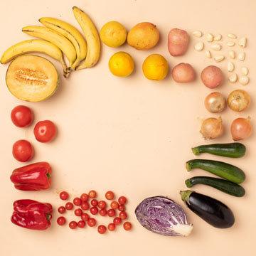 основные компоненты здорового питания