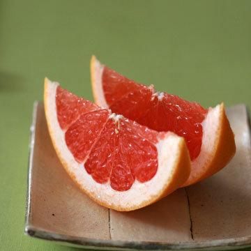 съесть половину грейпфрута перед сном