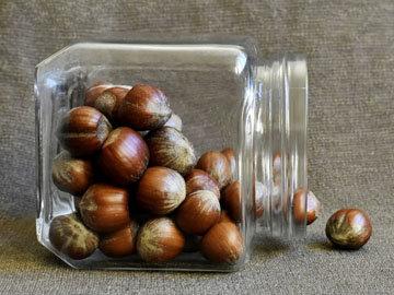 4. Орехи, миндаль и семена