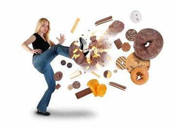 Если уменьшить выброс инсулин, то похудеть можно более эффективно