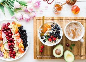 Самый здоровый завтрак в мире - без лактозы и веганский