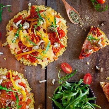 Диетическая пицца рецепт теста