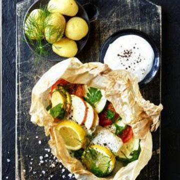 Как приготовить диетические блюда в духовке