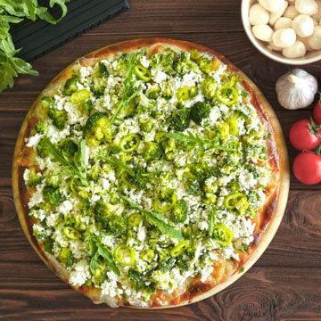Советы, как самому приготовить идеальную диетическую пиццу