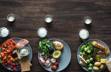 рецепты с калорийностью к диете Scandi-Sense