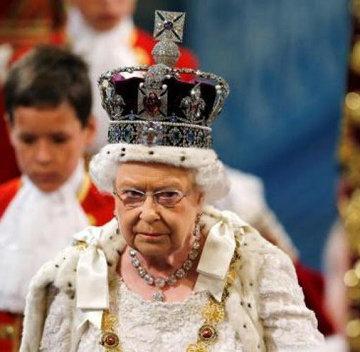 Елизавета II находится на британском троне с 1952 года