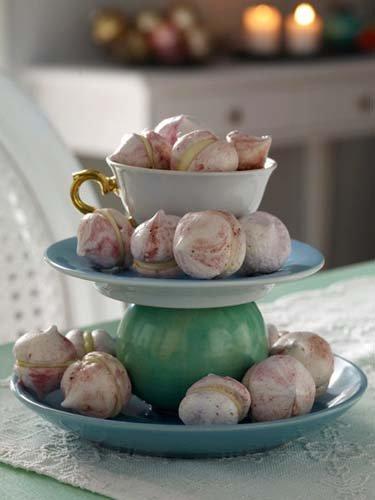 11. Печенье почти без калорий поцелуйчик-макарун