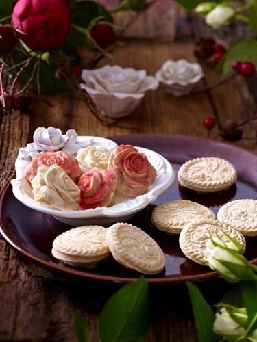 4. Как печь печенье для диеты в форме