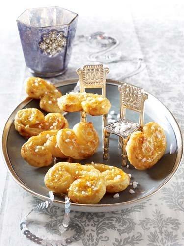 9. Апельсиново-миндальные ушки - диетическое печенье