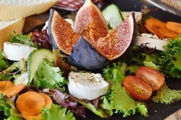 Есть не менее пяти порций фруктов и овощей в день