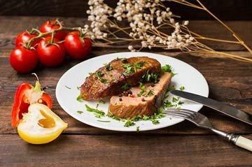 Филе говядины в духовке