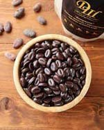 Шоколадные зерна эспрессо