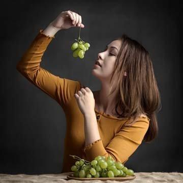 цель диеты - увеличить потребление фруктов и овощей
