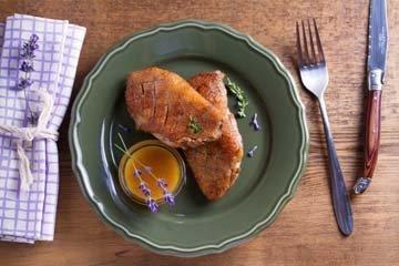 4. Вкусное горячее блюдо из утки