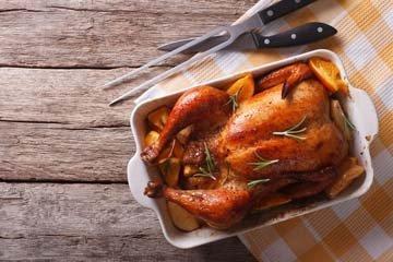 Блюда из птицы рецепты