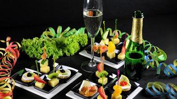 Как подать праздничные блюда на Новый 2021 год