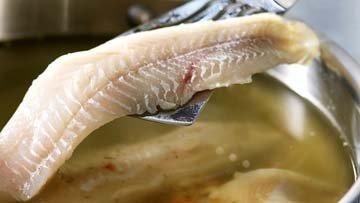 Рецепты из рыбы в бульоне