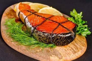 на праздничный стол блюда из рыбы