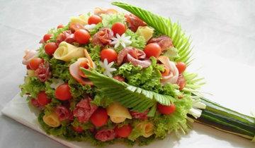 прекрасные салаты