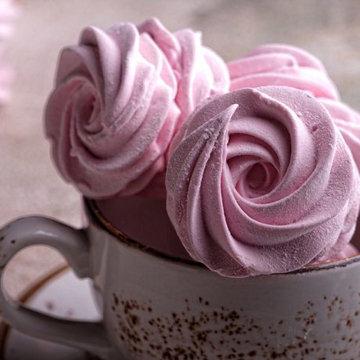 Как приготовить легкий десерт из ягод. Зефир ПП