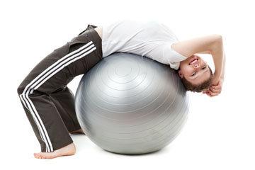 Спорт дома. Упражнения