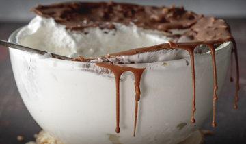 наслаждайтесь как низкокалорийным мороженым