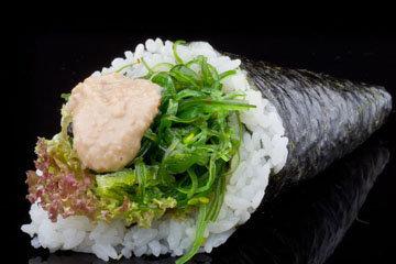 водоросли ценятся как деликатес