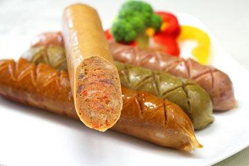 4. Вегетарианская колбаса
