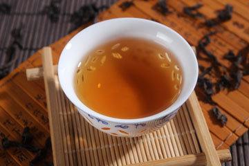 7. Зеленый чай