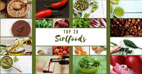 Что такое диета Sirtfood