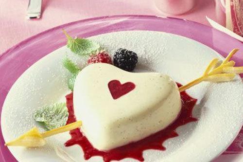 День Валентина - рецепты для романтического ужина