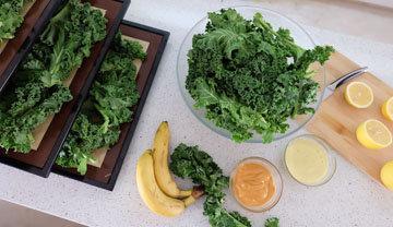Как приготовить полезные продукты питания