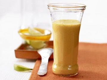 Морковно-апельсиновый напиток