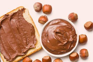 Nutella молниеносно и всего из трех ингредиентов