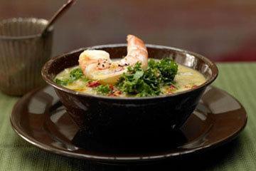 Португальский суп с кале