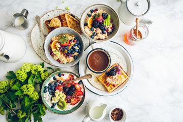 Сбалансированная диета - это главное
