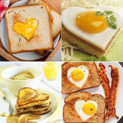 Украшение блюд ко Дню святого Валентина 6