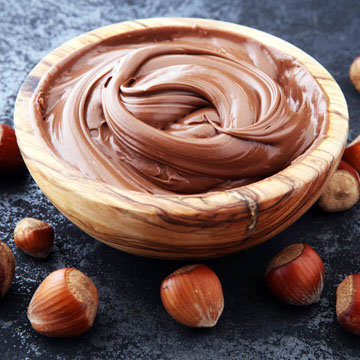 полезный шоколадный спред
