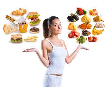 Цель диеты минус 1