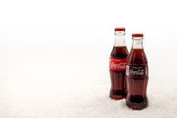 Калории в Coca Cola