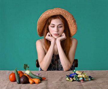 Калории в продуктах