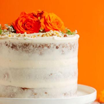 Морковный пирог рецепт ПП 1