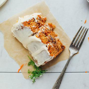 Морковный пирог рецепт ПП 3