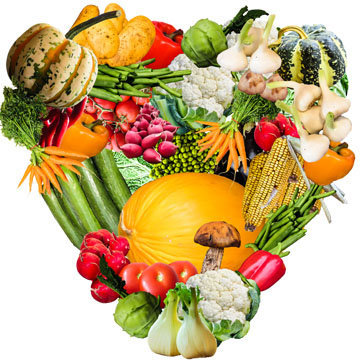 Овощи с высоким содержанием белка