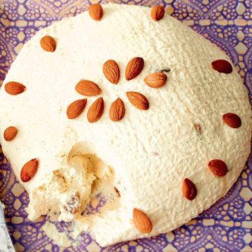 Рецепт творожной пасхи с изюмом