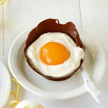 Вкусная творожная пасха в яйце 2