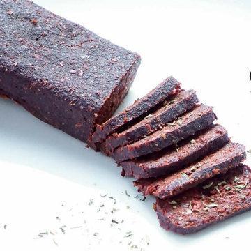 Постная колбаса салями