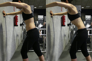 Упражнение 5 У стены