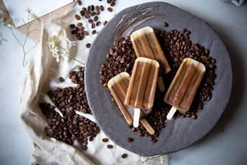 10. Шоколадное мороженое;